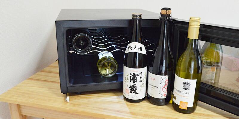 ワインセラーはホームパーティや日々の生活に華を添えてくれます。
