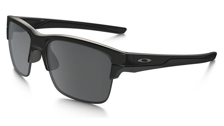 7597cf6823 THINLINK (ASIA FIT) OO9317-04. FRAME  Polished Black   LENS  Black Iridium