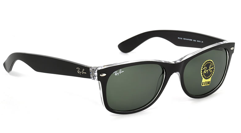 eb1ca948f78 Ray Ban New Wayfarer Rb2132 6052 55
