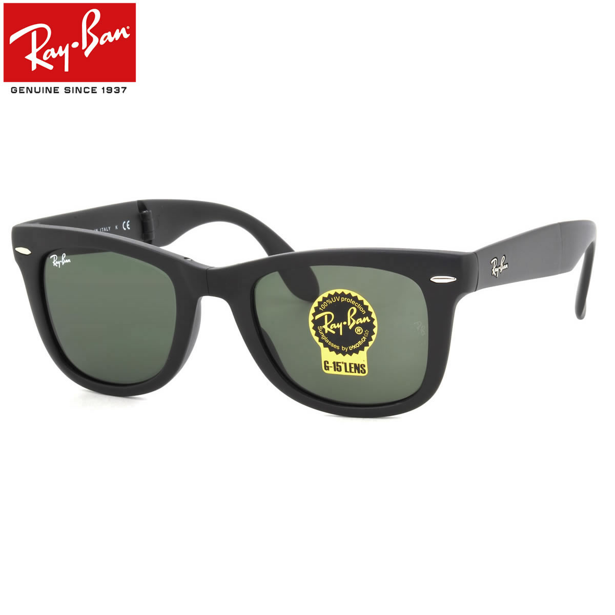 08fb444f4 It is now the most popular model of a Wayfarer, folding folding type. It's  a popular design revival is a pronominal existence Wayfarer WAYFARER Ray Ban  ...
