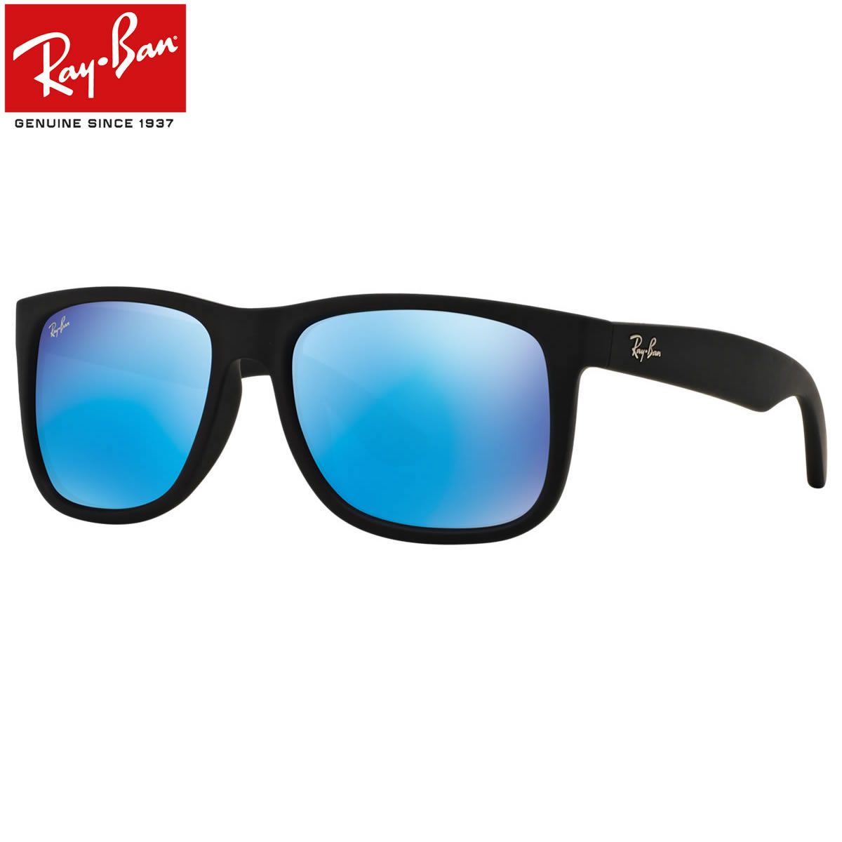 5825677dc39a Ray-Ban Sunglasses RB4165F 622 55 54size JUSTIN FULL FIT (for Asian)