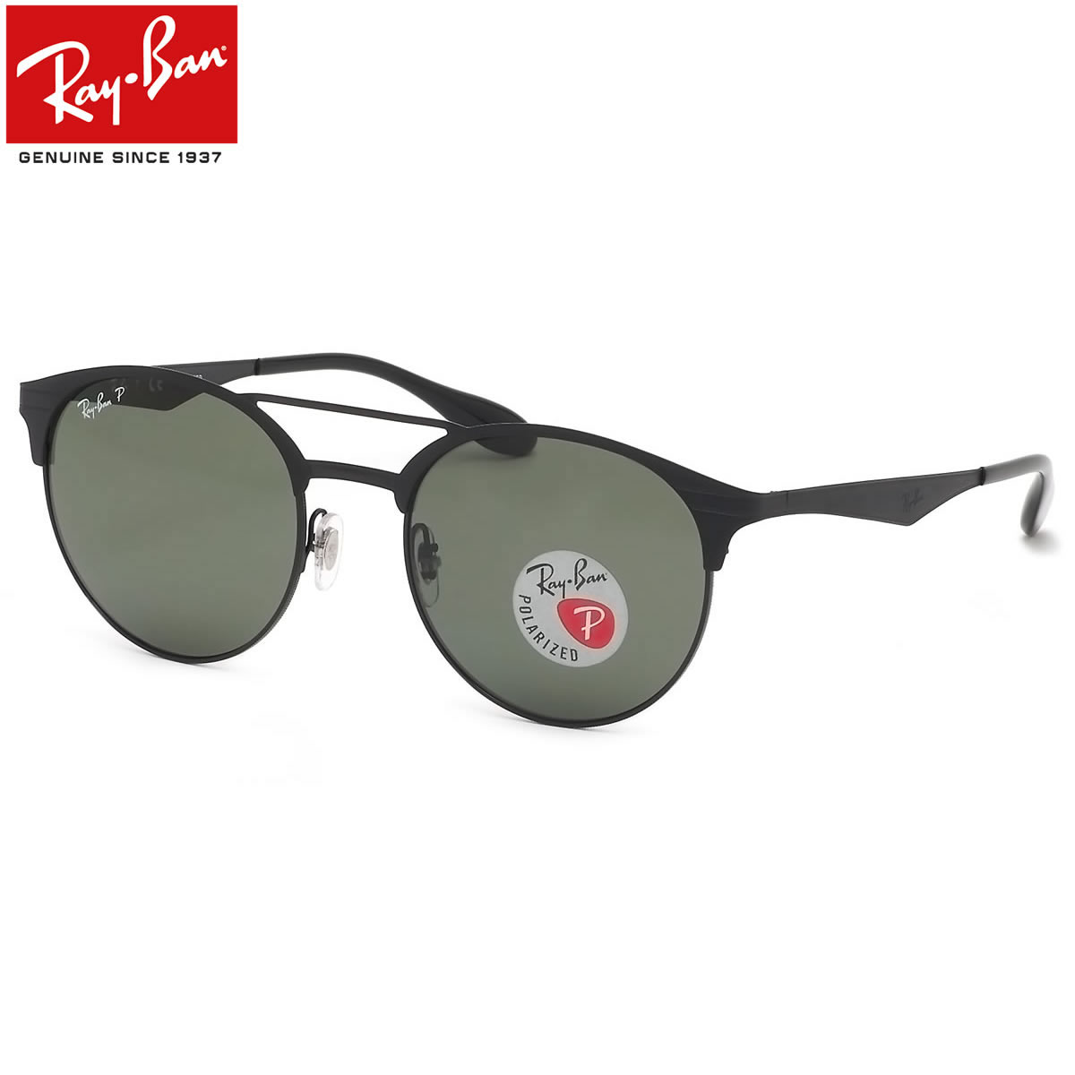 0d9d763ff3 DENNO GANKYO  (Ray-Ban) sunglasses RB 3545 186   9 in A 54 size ...