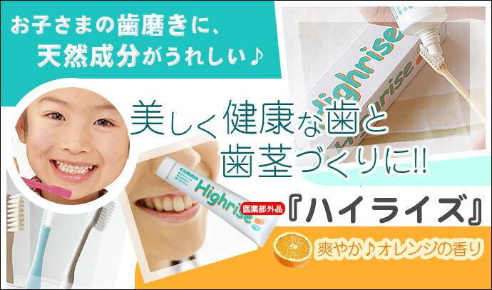 ハイライズ - 歯磨き