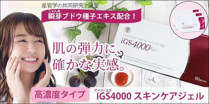 iGS4000ジェル