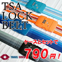 TSA BELT ROCK