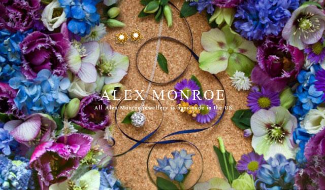 ALEX MONROE 商品一覧