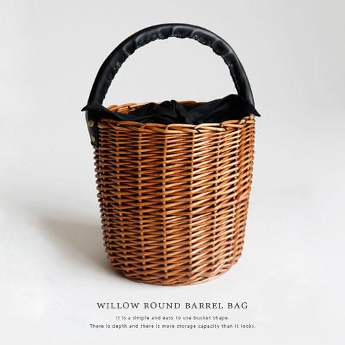 WILLOWバスケットバッグ