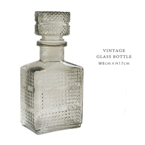 アンティーク ガラス瓶