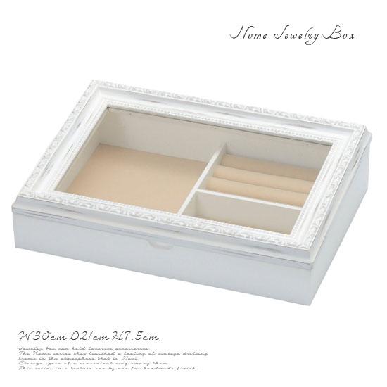 CLASSIC ジュエリーボックス木製 アンティーク