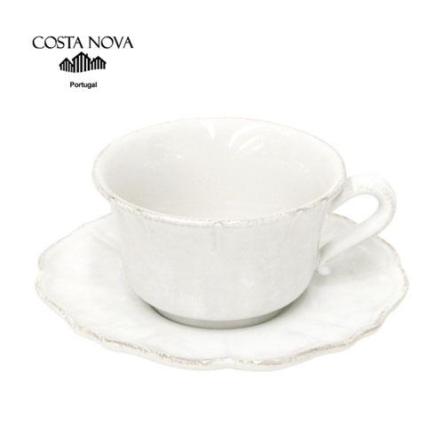 COSTA NOVA コスタノバ ティーカップ&ソーサー 0.22L 「IMPRESSIONS」