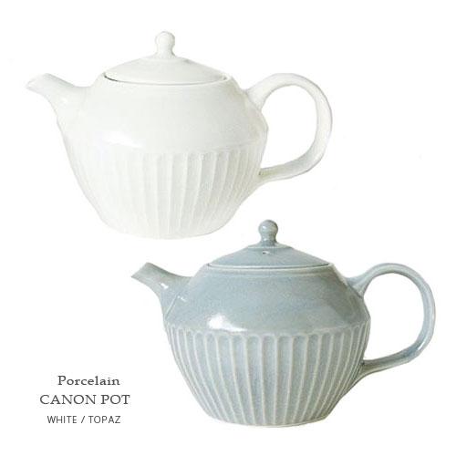 Porcelain カノン ポット