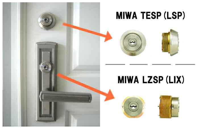 MIWA TESP+LZSP