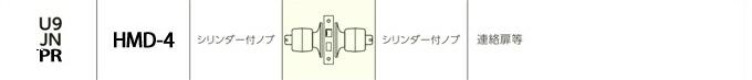 MIWA HMD-4詳細