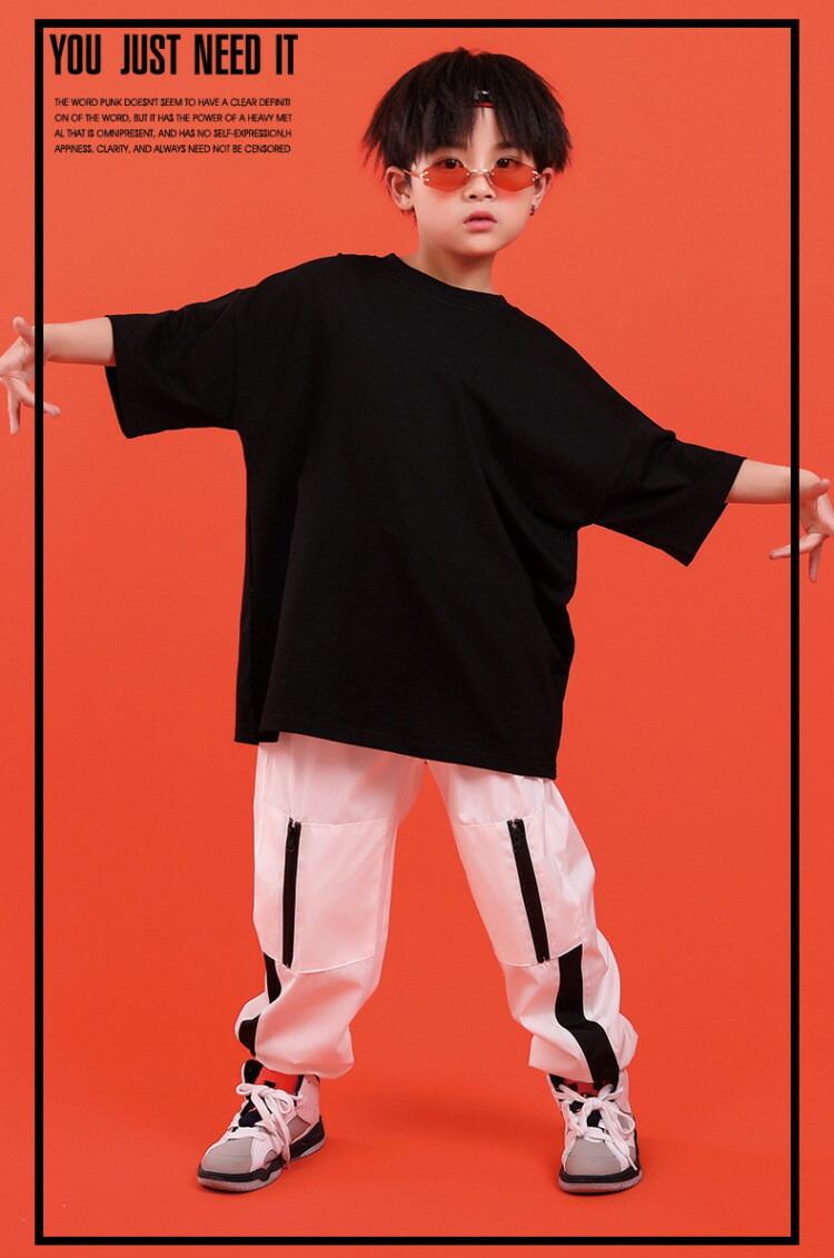 ヒップホップ パンツ スカート キッズダンス衣装 韓国 キッズ ダンス 衣装