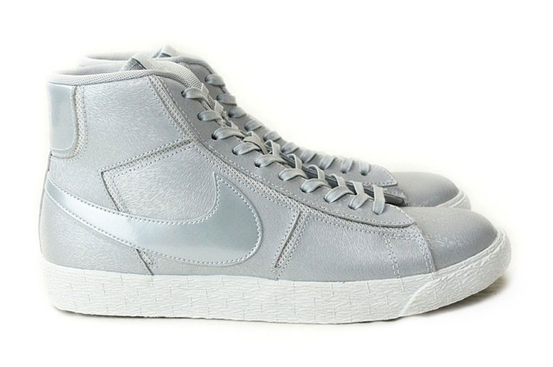 quality design 88830 a8c65 ... promo code for nike blazer mid cut out premium nike blazer mid premium  cutout wolf grey