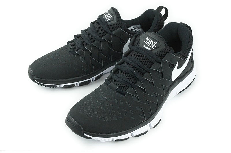 buy popular a55c7 57c6a NIKE Nike FREE TRAINER 5.0 (V4) free trainer 5.0 (V4) BLACK WHITE-BLACK  (black   white) black white mens shoes sneakers running