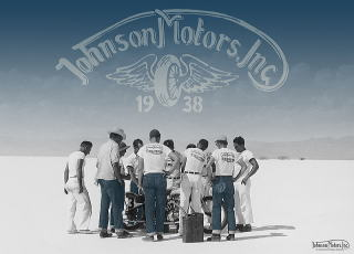 Johnson Motors [PASADENA SKULL]  7
