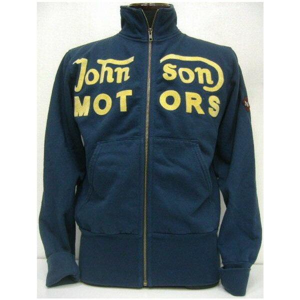 Johnson Motors [Pasadena Full Zip Sweat] 1