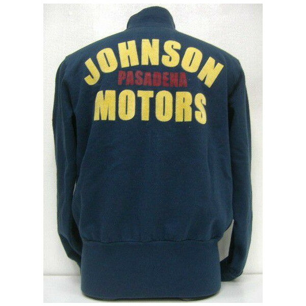 Johnson Motors [Pasadena Full Zip Sweat] 2