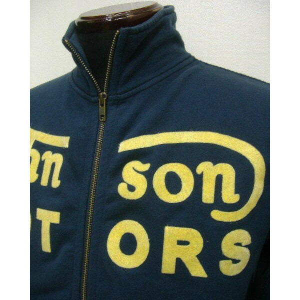 Johnson Motors [Pasadena Full Zip Sweat] 3