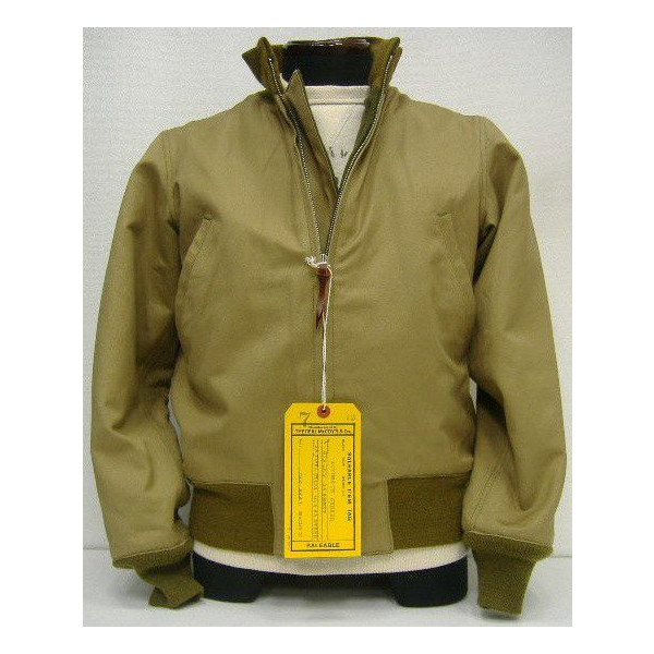 The REAL McCOY'S TANKERS [WINTER COMBAT JACKET]  1
