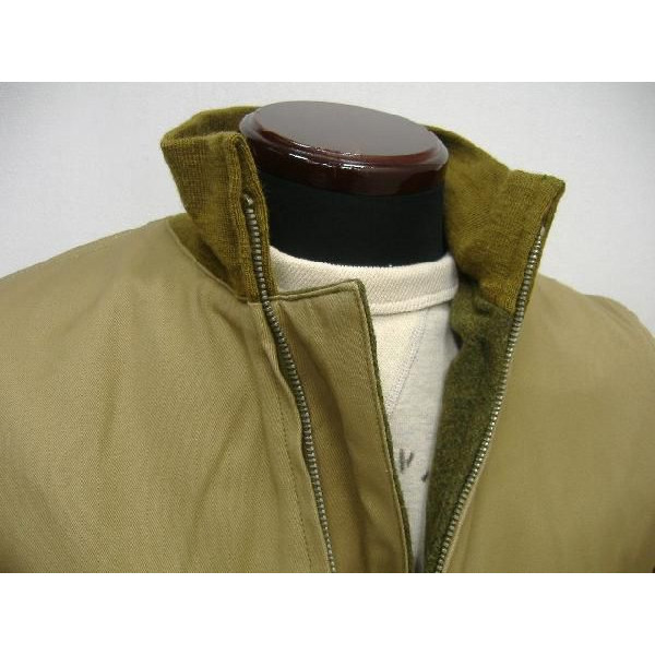 The REAL McCOY'S TANKERS [WINTER COMBAT JACKET]  4