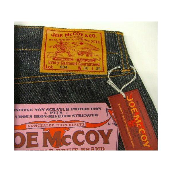 JOE McCOY(ジョーマッコイ)JOE McCOY JOEMcCOY[JOE McCOY Vintage DENIM [Lot. 904] 6