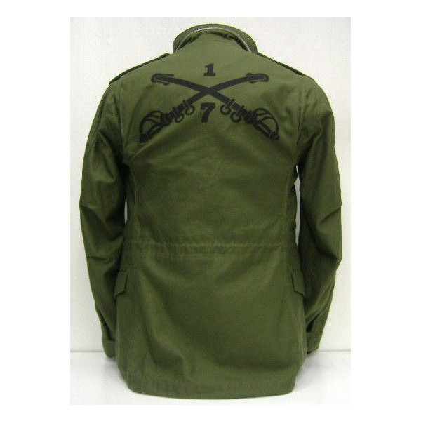 The REAL McCOY'S [M-65 FIELD JACKET/ APACHE AERO SCOUTS]  1
