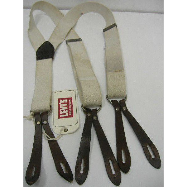 LEVI'S-XX VINTAGE CLOTHING/Accessories [Suspenders] 3