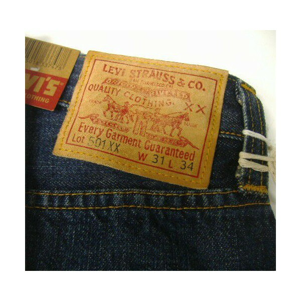 LEVI'S-XX VINTAGE CLOTHING/Archive [501-XX 1947 MODEL] 6