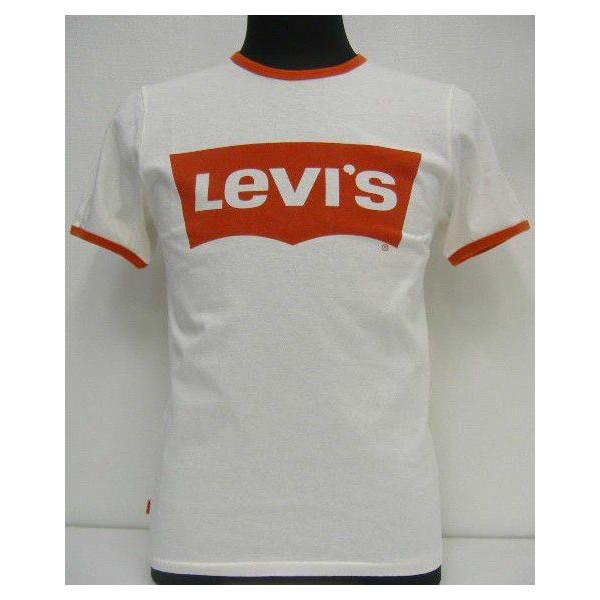 LEVI'S-XX VINTAGE CLOTHING/Orange Tab [1970s Levi's T-Shirt] 1