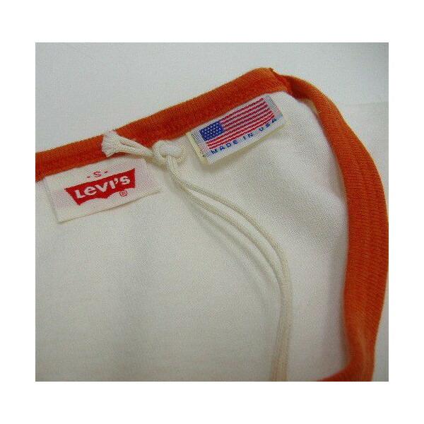 LEVI'S-XX VINTAGE CLOTHING/Orange Tab [1970s Levi's T-Shirt] 5