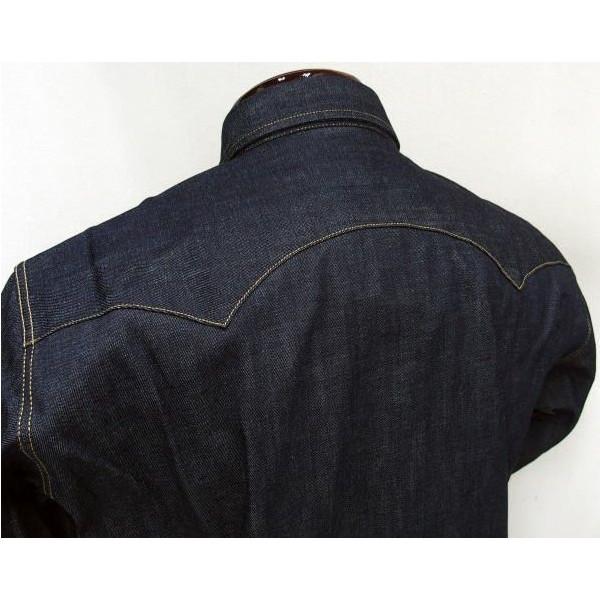 LEVI'S-XX VINTAGE CLOTHING/Archive [1955 Denim Shirt]  3