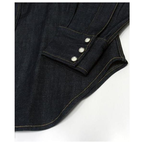 LEVI'S-XX VINTAGE CLOTHING/Archive [1955 Denim Shirt]  5