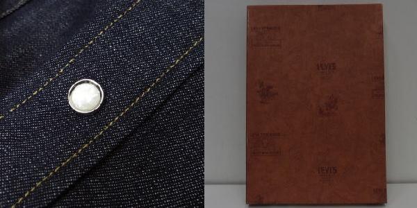 LEVI'S-XX VINTAGE CLOTHING/Archive [1955 Denim Shirt]  7