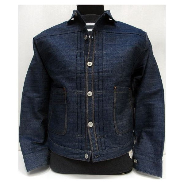 LEVI'S-XX [1880 Triple Pleat Blouse Jacket] 1