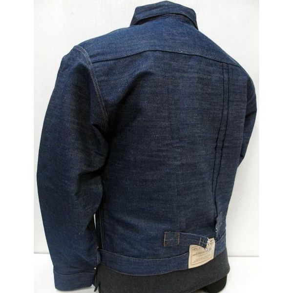 LEVI'S-XX [1880 Triple Pleat Blouse Jacket] 2