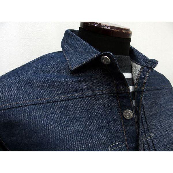 LEVI'S-XX [1880 Triple Pleat Blouse Jacket] 3