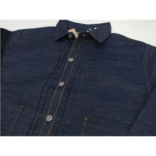 LEVI'S-XX [1880 Triple Pleat Blouse Jacket] 5