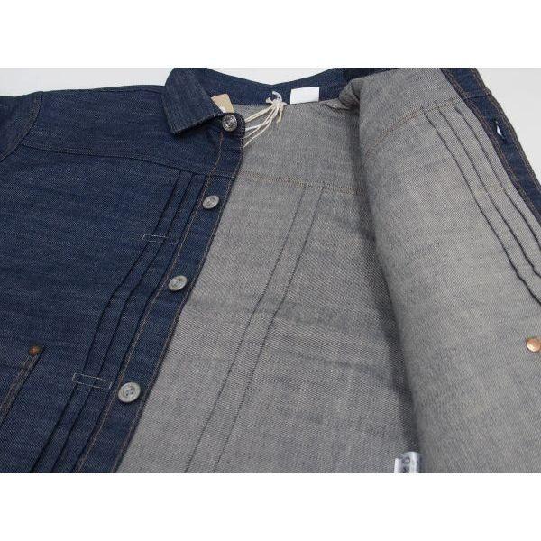 LEVI'S-XX [1880 Triple Pleat Blouse Jacket] 6