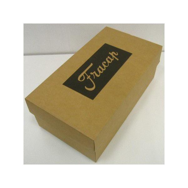 FRACAP [Vacchetta Leather Sandal] 6