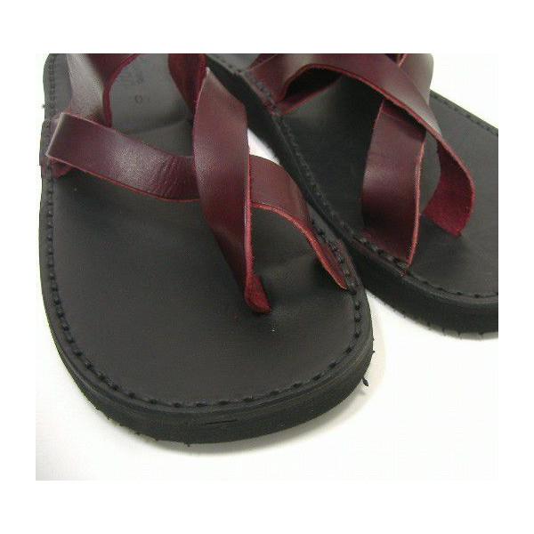 FRACAP [Vacchetta Leather Sandal] 2