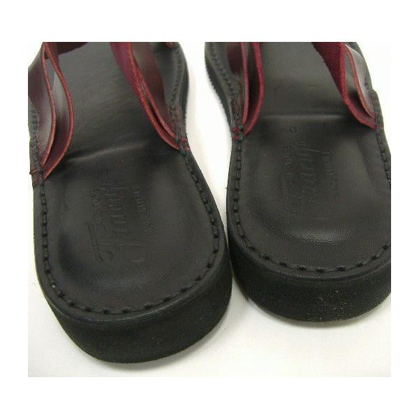 FRACAP [Vacchetta Leather Sandal] 3