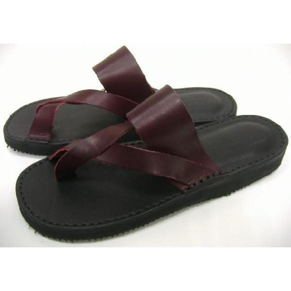 FRACAP [Vacchetta Leather Sandal] 4