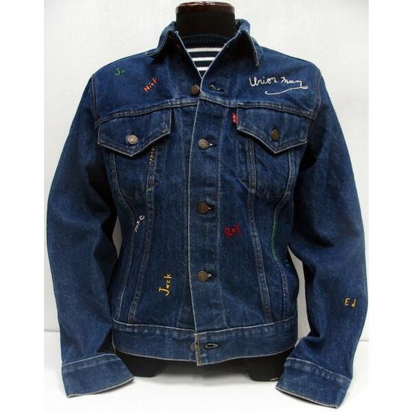 SHANANA MIL [Vintage Levi's 3rd Type Denim Jacket] 1