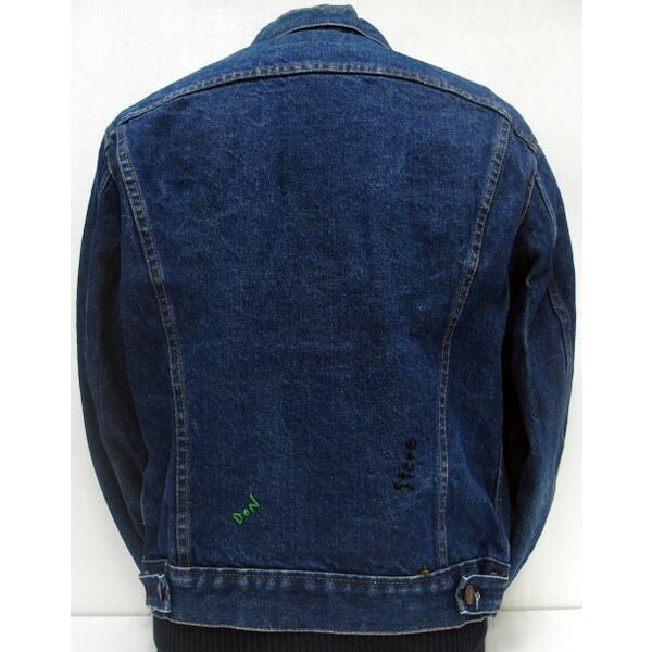 SHANANA MIL [Vintage Levi's 3rd Type Denim Jacket] 2