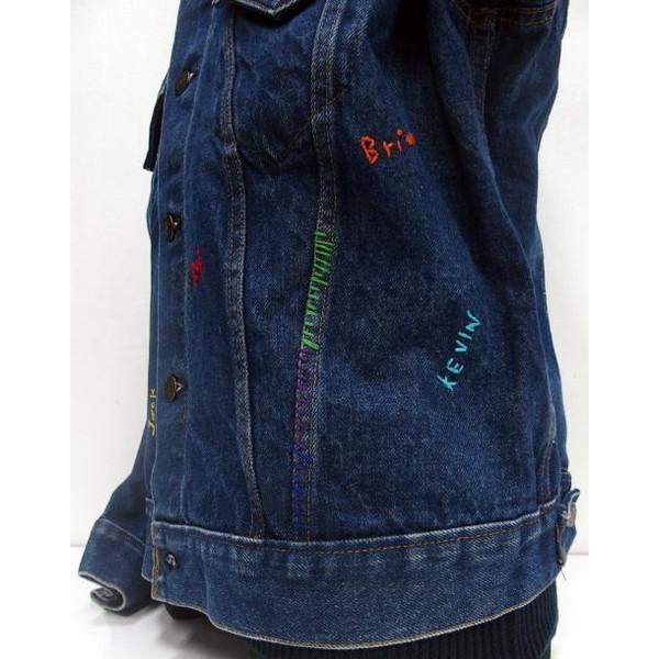 SHANANA MIL [Vintage Levi's 3rd Type Denim Jacket] 5