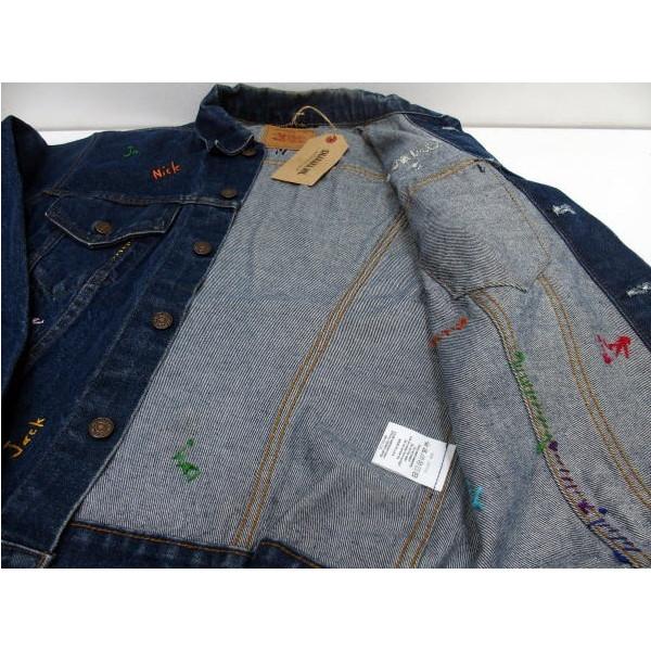 SHANANA MIL [Vintage Levi's 3rd Type Denim Jacket] 6