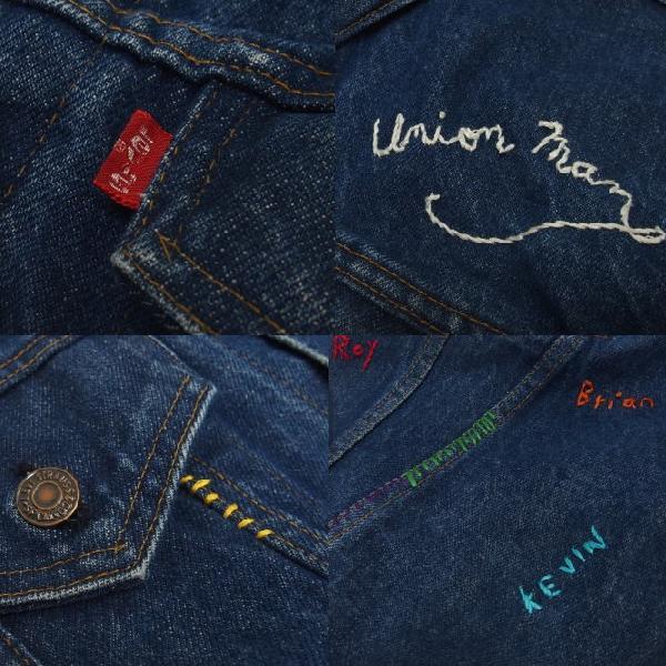 SHANANA MIL [Vintage Levi's 3rd Type Denim Jacket] 7