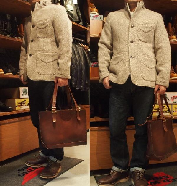 ARPIN [Gentleman Jacket/Lucky Button]8